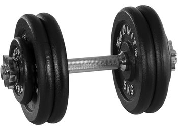 Movit, Czarna hantla, 25 kg-Movit