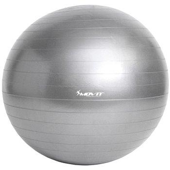 Movit, Piłka gimnastyczna, 85 cm, szary -Movit