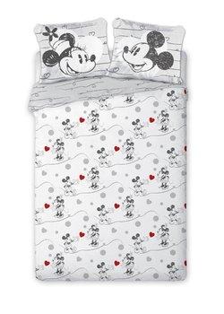 Mówisz i Masz, Myszka Mickey, Pościel, 3-częściowa, 160x200 cm-Mówisz i Masz