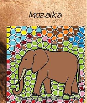 Mozaika kolorowanka. Część 2-Nortman Ann M.