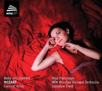 Mozart: Arias-Olga Pasiecznik, Thiel Jarosław, Wrocław Baroque Orchestra