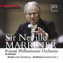 Mozart: Jupiter Symphony / Beethoven: Symphony No. 2