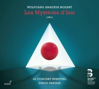 Mozart: Les Mysteres D'isis-Le Concert Spirituel, Fasolis Diego