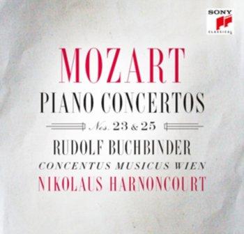 Mozart: Piano Concertos No 23 & 25-Harnoncourt Nikolaus