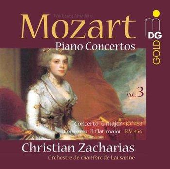 Mozart: Piano Concertos. Volume 3-Zacharias Christian