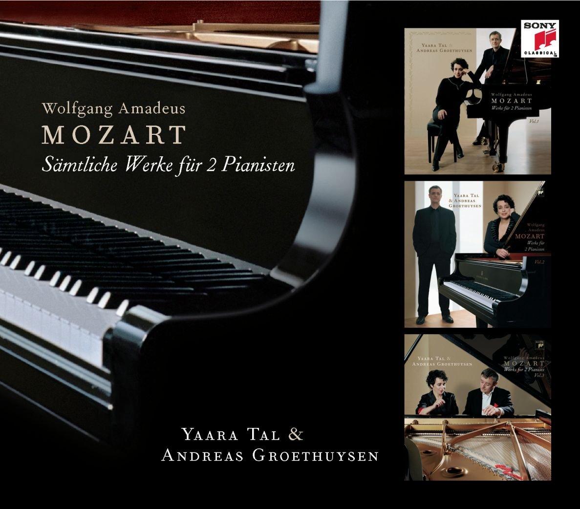 Mozart samtliche werke fur zwei pianisten tal - Liegestuhl fur zwei ...