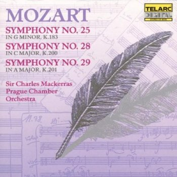 Mozart Sym 25 28 29-Mackerras Charles