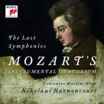 Mozart: Symphonies Nos 39, 40 & 41