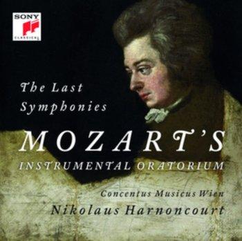 Mozart: Symphonies Nos 39, 40 & 41-Harnoncourt Nikolaus