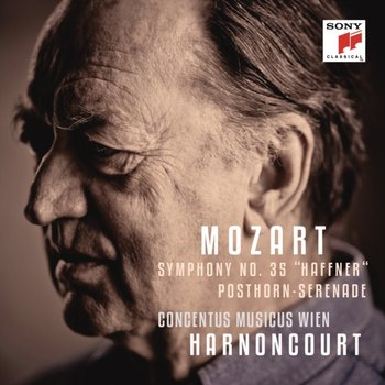 Mozart: Symphony No. 35 / Posthorn-Serenade-Harnoncourt Nikolaus