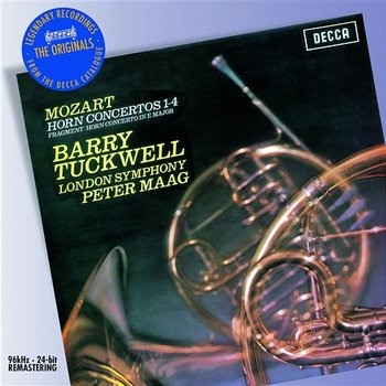 Mozart: Horn Concerto No.4 in E flat, K.495 - 1. Allegro moderato-Barry Tuckwell, London Symphony Orchestra, Peter Maag