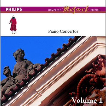 Mozart: The Piano Concertos, Vol.1-Alfred Brendel, Academy of St. Martin in the Fields, Sir Neville Marriner