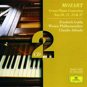Mozart: Piano Concerto No. 20 in D Minor, K. 466 - 3. Rondo (Allegro assai) - Cadenzas By Gulda And Beethoven, WoO 58, 2 - Friedrich Gulda, Wiener Philharmoniker, Claudio Abbado