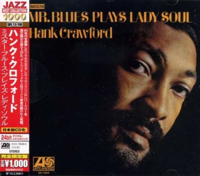 Hank Crawford Mr Blues