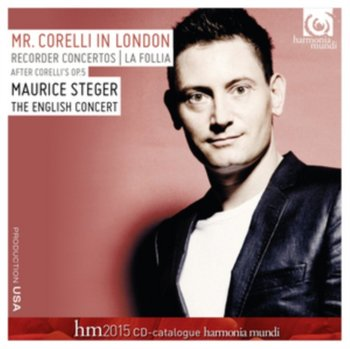 Mr Corelli In London - Steger Maurice, The English Concert