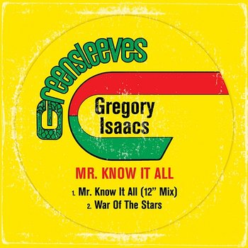 Mr Know It All-Gregory Isaacs