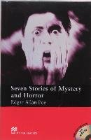 MR3 Seven Stories of Mystery and Horror with Audio CD-Poe Edgar Allan