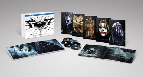 Batman Trylogia. Wydanie Kolekcjonerskie (6Blu-ray)
