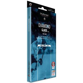 MS Diamond Edge FG Xiaomi Redmi Note 8 Pro czarny/blackFull Glue-MyScreenPROTECTOR