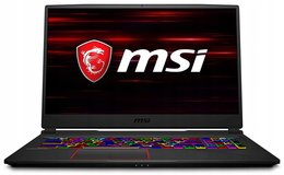 MSI GE75 Raider 17.3_240 i9 64GB SSD256_M2 RTX2070