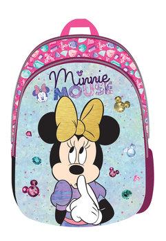 MST Toys, plecak przedszkolny, Myszka Minnie, Diamonds-MST Toys