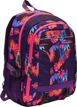 MST Toys, plecak szkolny, Liście kolorowe-MST Toys