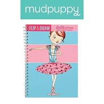 Mudpuppy, zeszyt do rysowania Baletnice