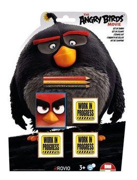 Multiprint, Angry Birds, zestaw pieczątek Shaped-Multiprint