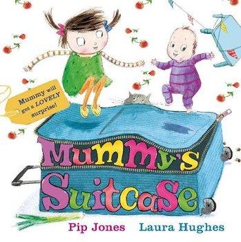 Mummy's Suitcase-Jones Pip
