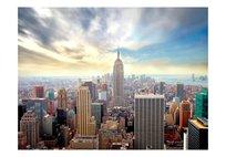 Murando, Fototapeta, View on Empire State Building-NYC, 350x270 cm