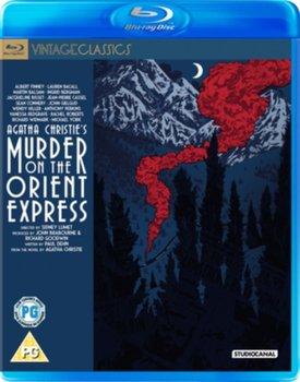 Murder On the Orient Express (brak polskiej wersji językowej)-Lumet Sidney