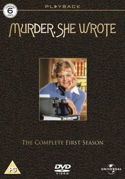 Murder She Wrote: Season 1 (brak polskiej wersji językowej)