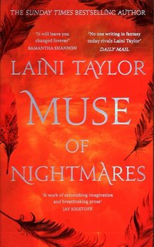 Muse of Nightmares-Taylor Laini