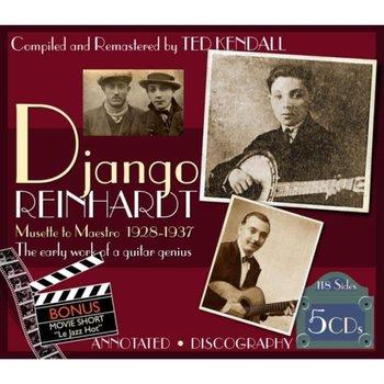 Musette to Maestro 1928-1937-Django Reinhardt