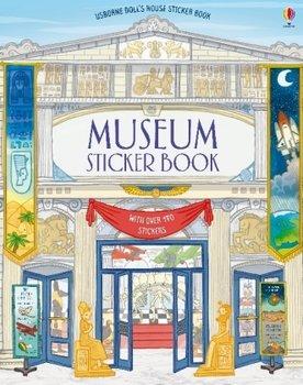 Museum Sticker Book-Reid Struan