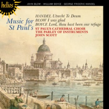 Music for St Paul's-The Parley of Instruments