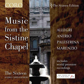 Music From the Sistine Chapel-The Sixteen