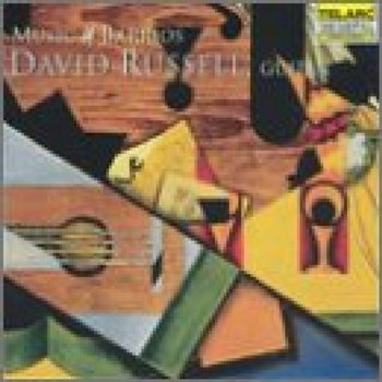 Music of Barrios - Russell David