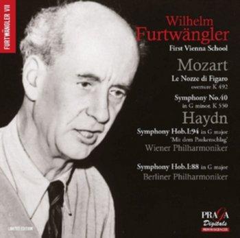 Music Of The First Vienna School-Furtwangler Wilhelm