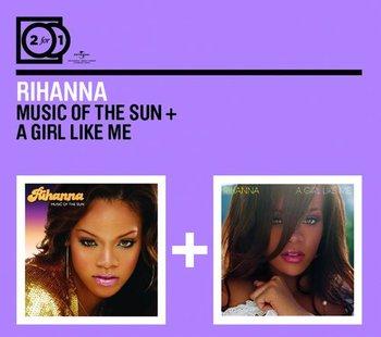 Music of the Sun + A Girl Like Me-Rihanna