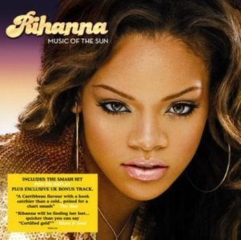 Music of the Sun-Rihanna