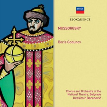 Mussorgsky: Boris Godunov - Various Artists