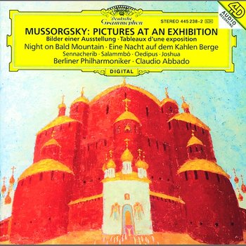Mussorgsky: Pictures At An Exhibition - Elena Zaremba, Berliner Philharmoniker, Claudio Abbado, Prague Philharmonic Chorus, Pavel Kühn