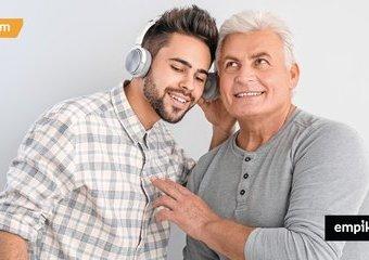 Muzyczne prezenty na Dzień Ojca