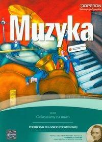 Muzyka 4-6. Podręcznik. Szkoła podstawowa-Rykowska Małgorzata, Szałko Zbigniew