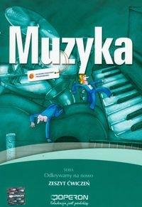 Muzyka 4-6. Zeszyt ćwiczeń. Szkoła podstawowa-Rykowska Małgorzata, Szałko Zbigniew