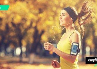 Muzyka do biegania – polecane piosenki i playlisty