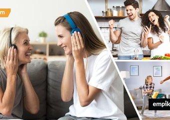 Muzyka, która łączy pokolenia – czego słuchać całą rodziną?