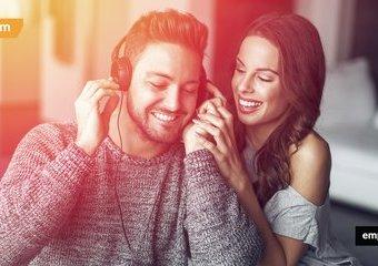 Muzyka na walentynki - miłosna playlista