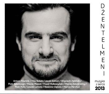 Muzyka z serca: Kalendarz dżentelmeni 2013-Various Artists